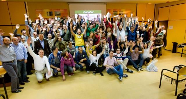 Startup Weekend Burgos. Aprendiendo a emprender