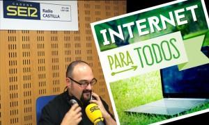 Internet para todos. Podcast de Caín Santamaría